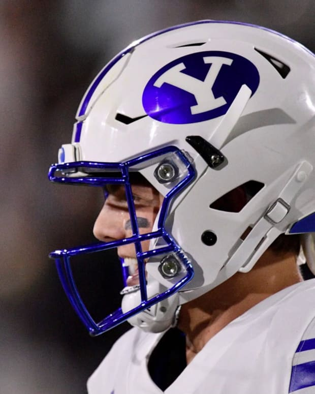 BYU Football Zach Wilson