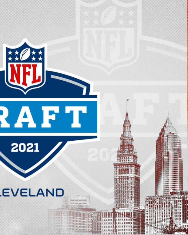2021 NFL Draft logo