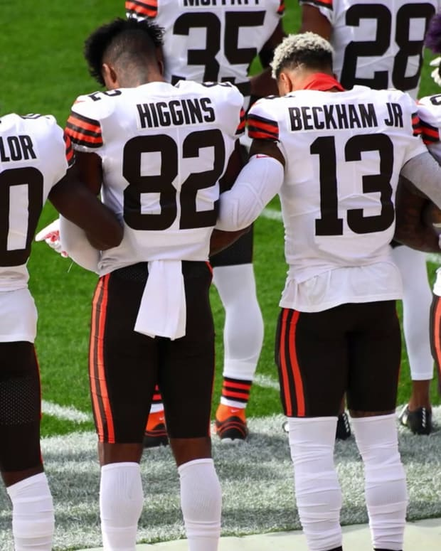 Cleveland Browns Post-Season Positional Review: Wide Receivers