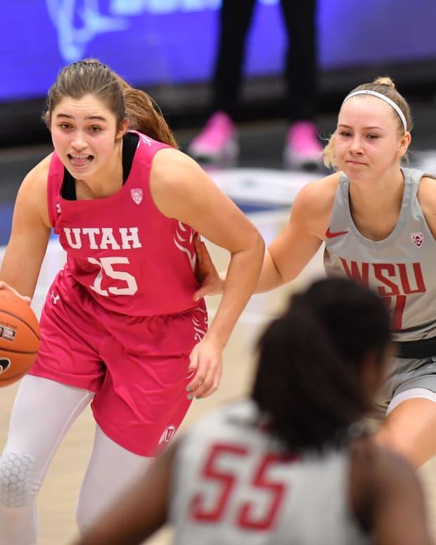 Kemery Martin, Utah Women's Basketball
