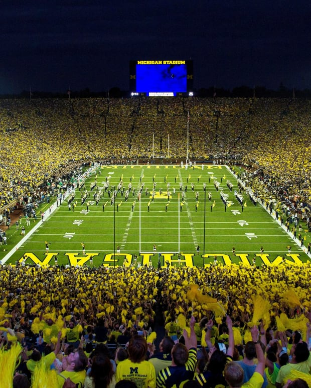 Michigan Stadium, Michigan