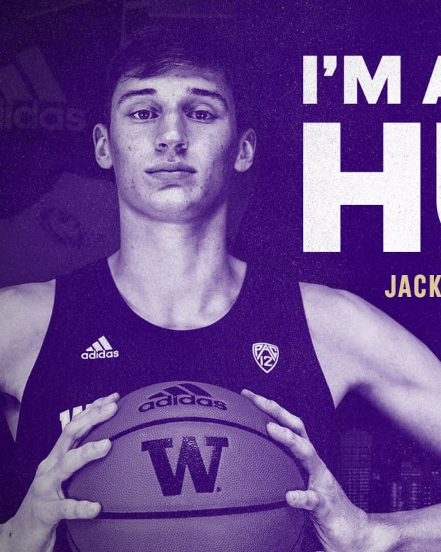Jackson Grant is a McDonalds All-American selection.