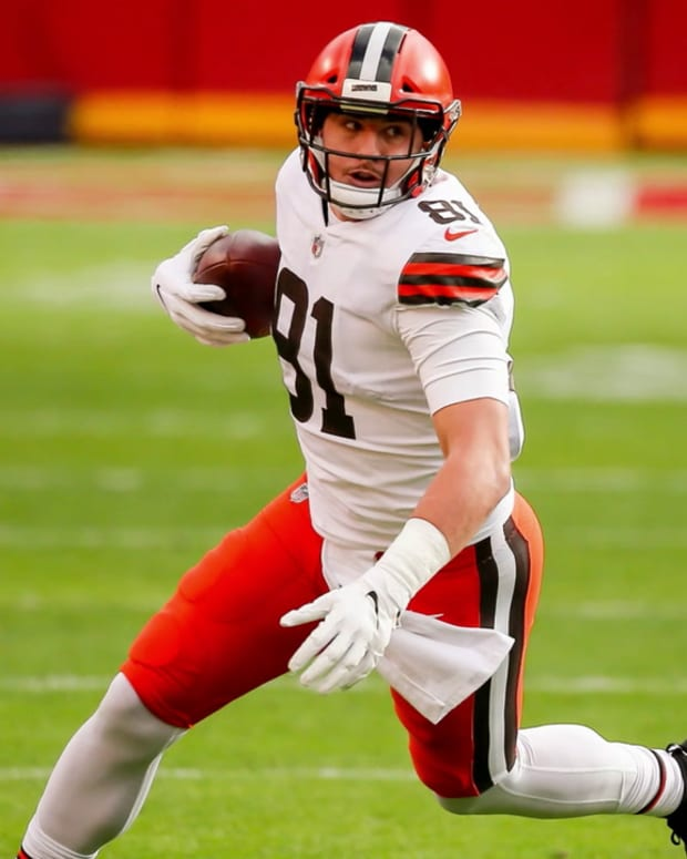 Cleveland Browns Post-Season Positional Review: Tight Ends