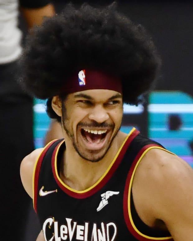 Cleveland Cavaliers Jarrett Allen