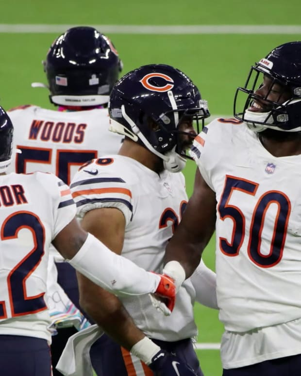 Defensive Attrition in Bears Free Agency