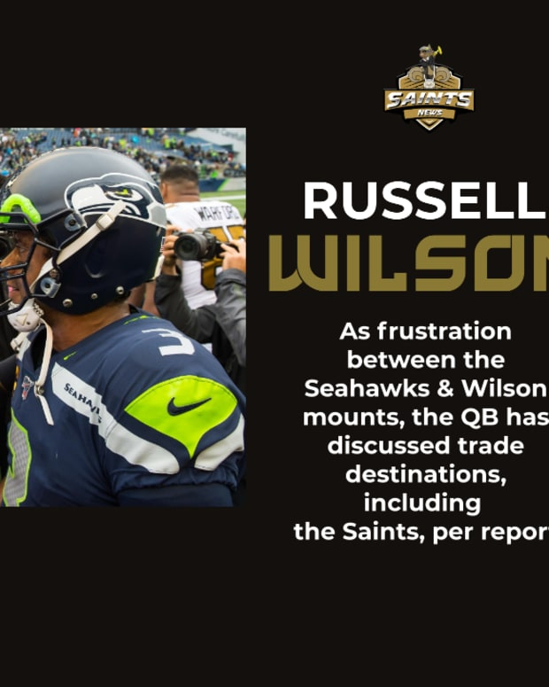 Wilson Rumors (1)