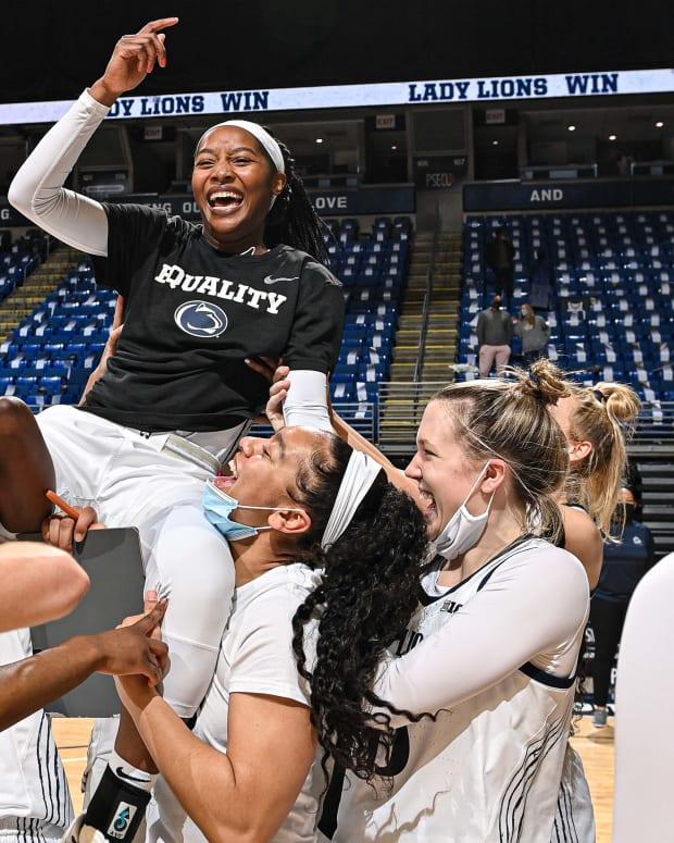 Penn State Ohio State women's basketball