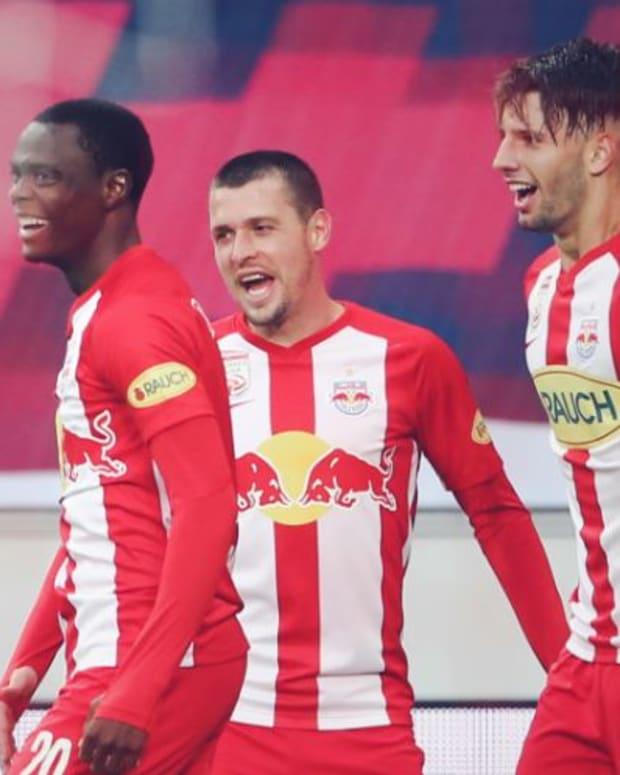 RB Salzburg's Patson Daka drops Transfer Hint