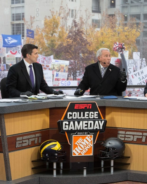 Michigan Football College Gameday