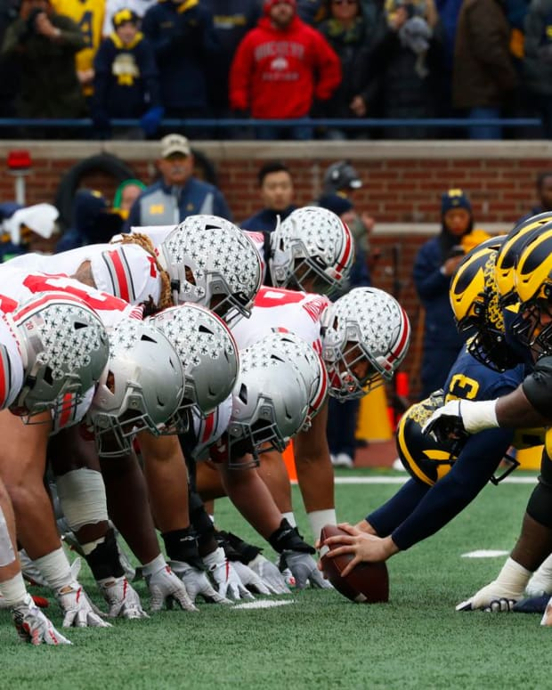 Michigan Wolverines vs Ohio State Buckeyes