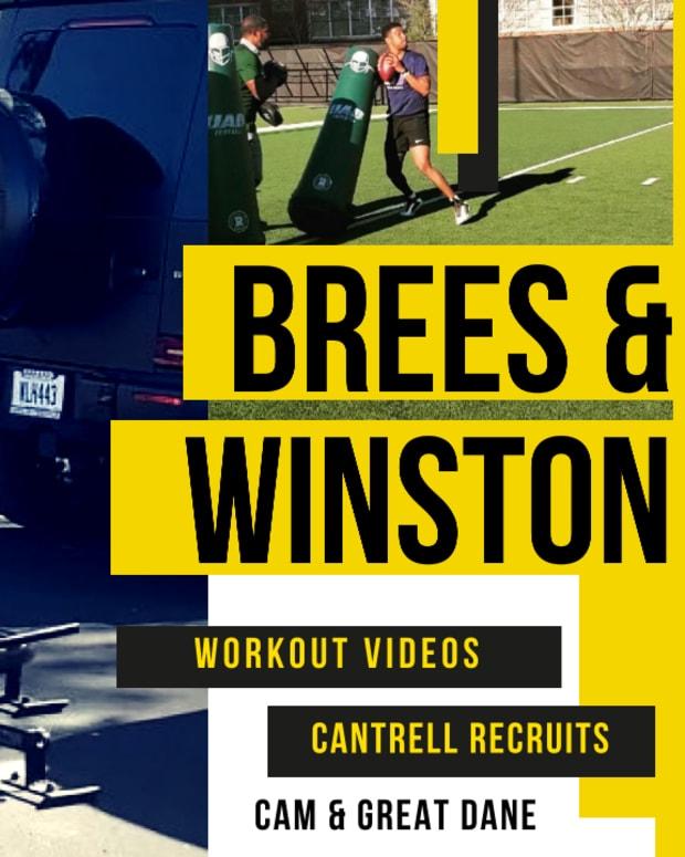 Brees & Winston