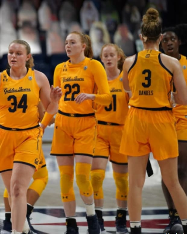 cal women kayla lawrence 2