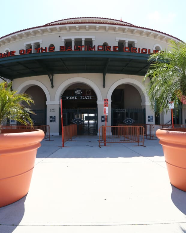 Ed Smith Stadium Orioles Spring Training