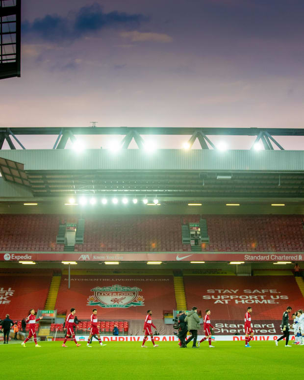 Anfield cover