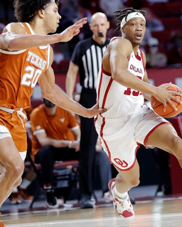 Alondes Williams vs. Texas Longhorns