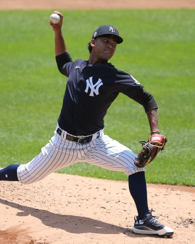 Yankees SP Deivi Garcia