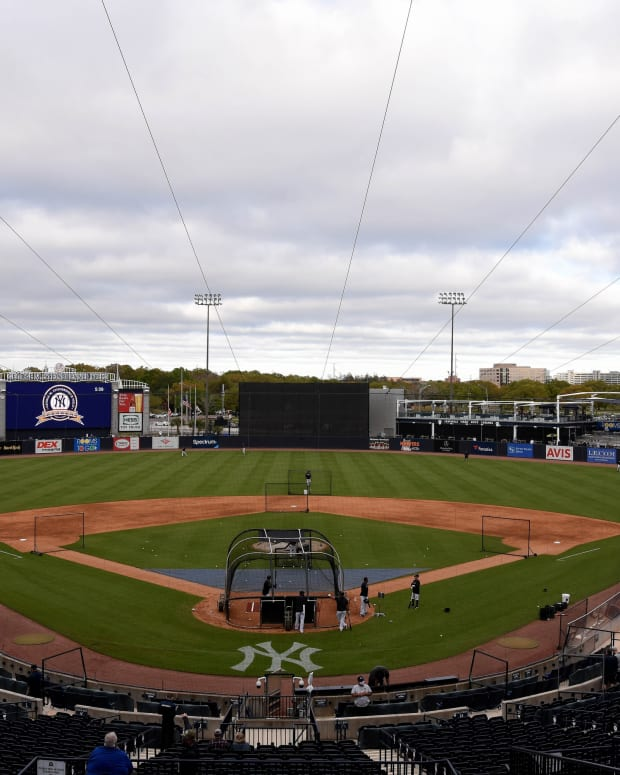 George M. Steinbrenner Field BP
