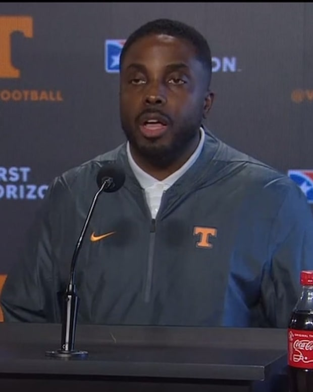 Tim Banks Discusses Taking the Tennessee job