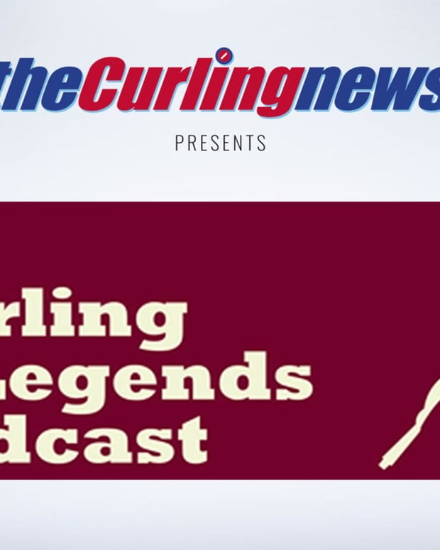 Curling Legends - Jim Wilson