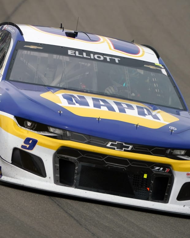 NASCAR Chase Elliott