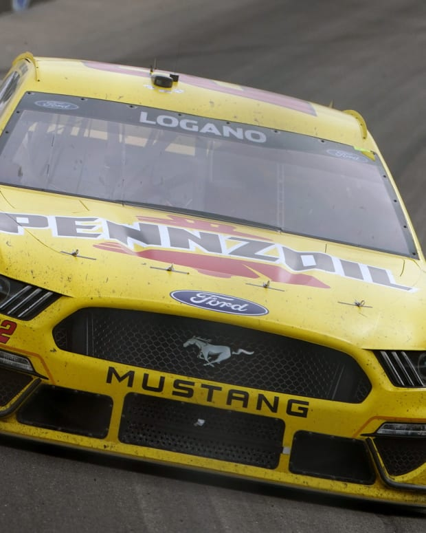 NASCAR Joey Logano