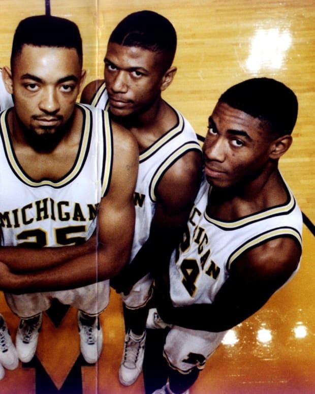 Michigan Basketball Fab Five