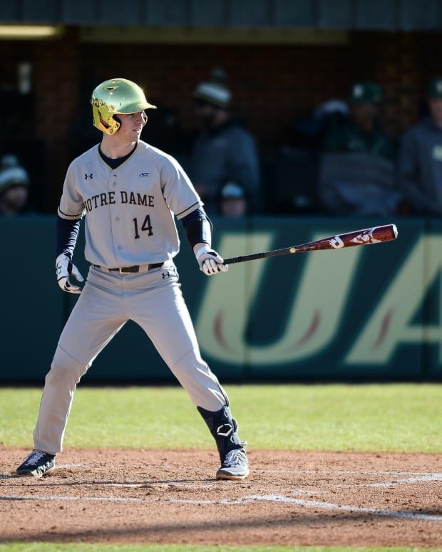 Zack Prajzner Baseball