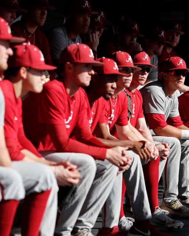 The 2020 Alabama baseball team