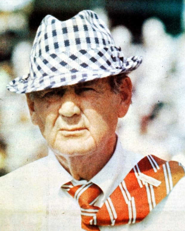 "Paul W. ""Bear"" Bryant"