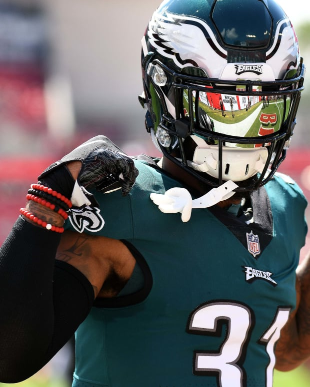 Jalen Mills hails from Cornerback U, a title dubbed by Sports Illustrated in its latest series