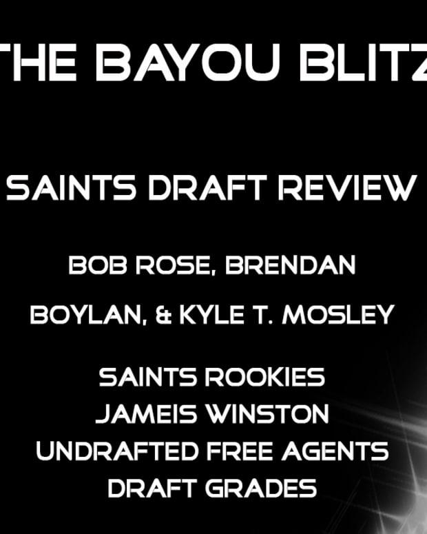 Bayou Blitz - Draft Recap