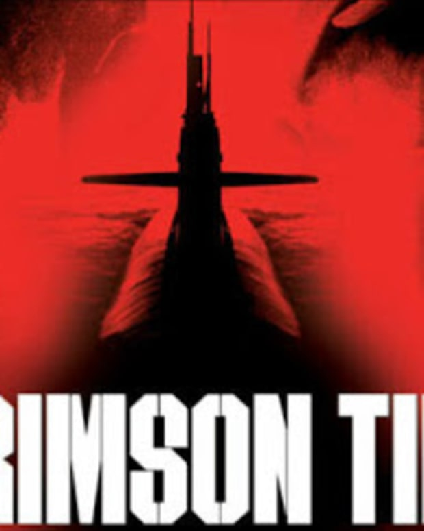 Movie Crimson Tide, released May 12, 1995