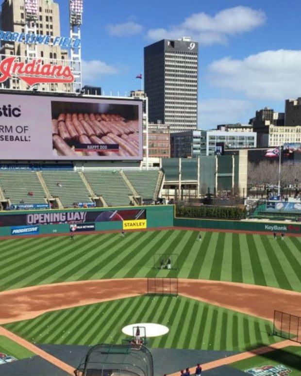 Progressive Field Gets No Love in SI's Latest Best Ballparks Poll