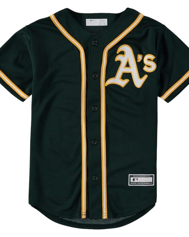 A's jersey