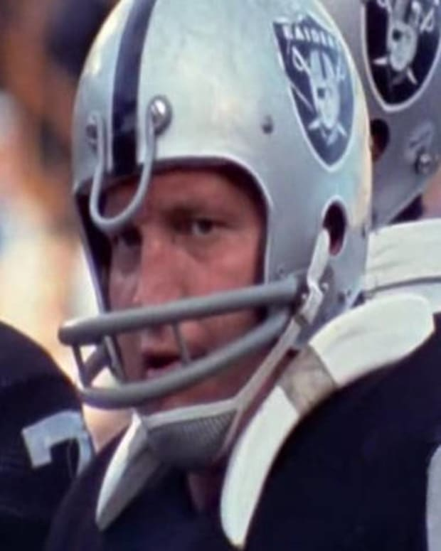Jim Otto, Raiders