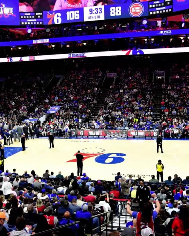 When Will Philadelphia 76ers Begin Playoffs in Orlando?