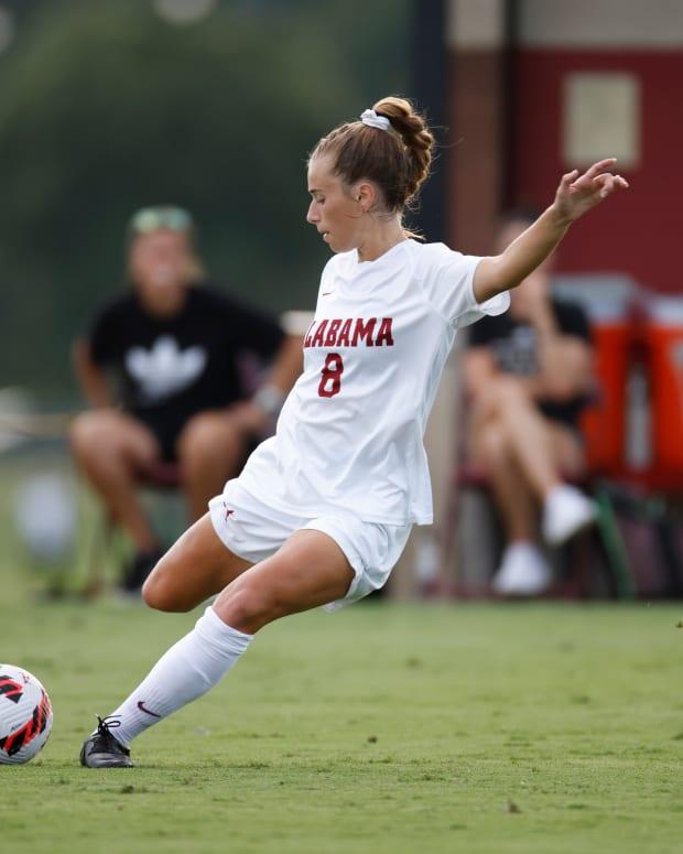Felicia Knox, Alabama soccer
