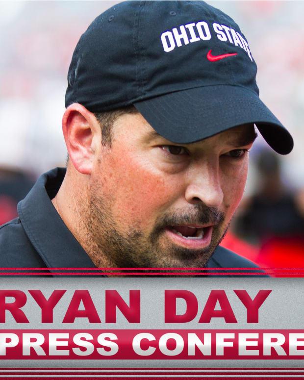 Ryan Day Press Conference (September 21)