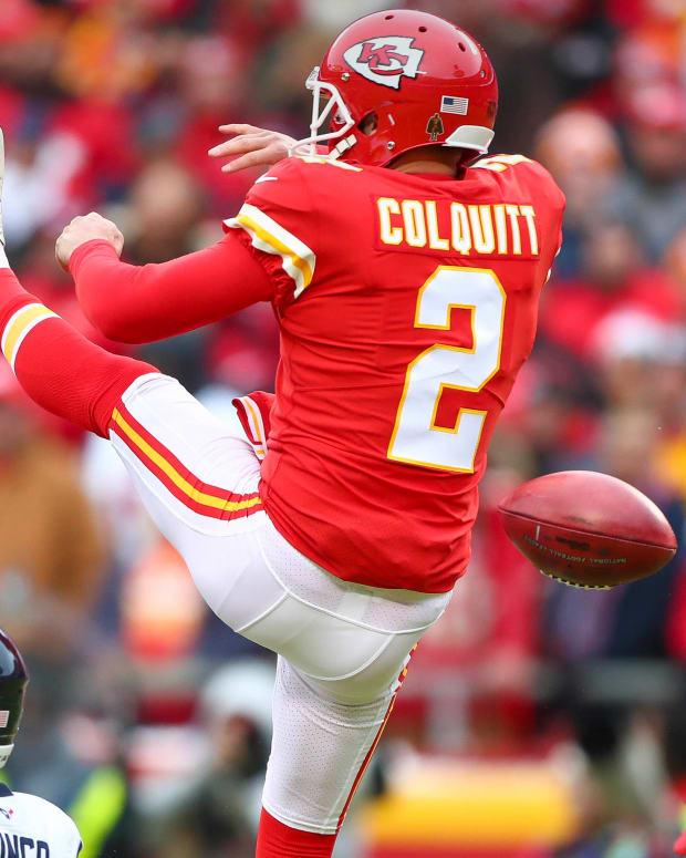 Dustin Colquitt