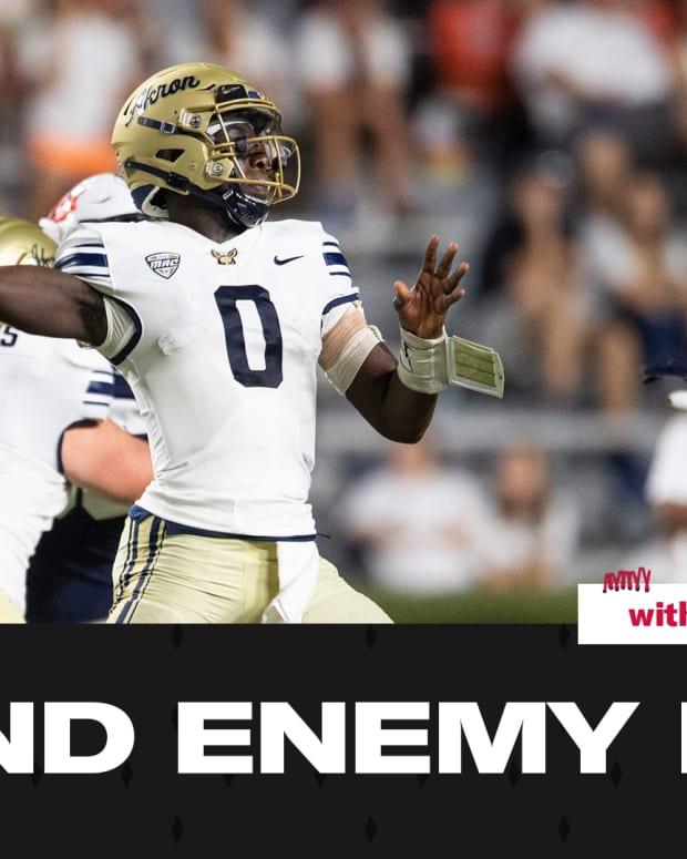 Behind Enemy Lines (Akron)