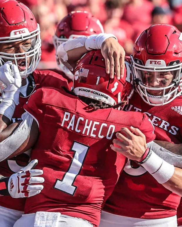 pacheco rutgers scarlet knights