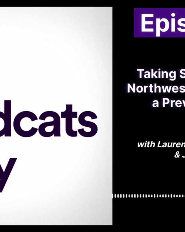 Episode 5: Northwestern Update and Ohio Preview
