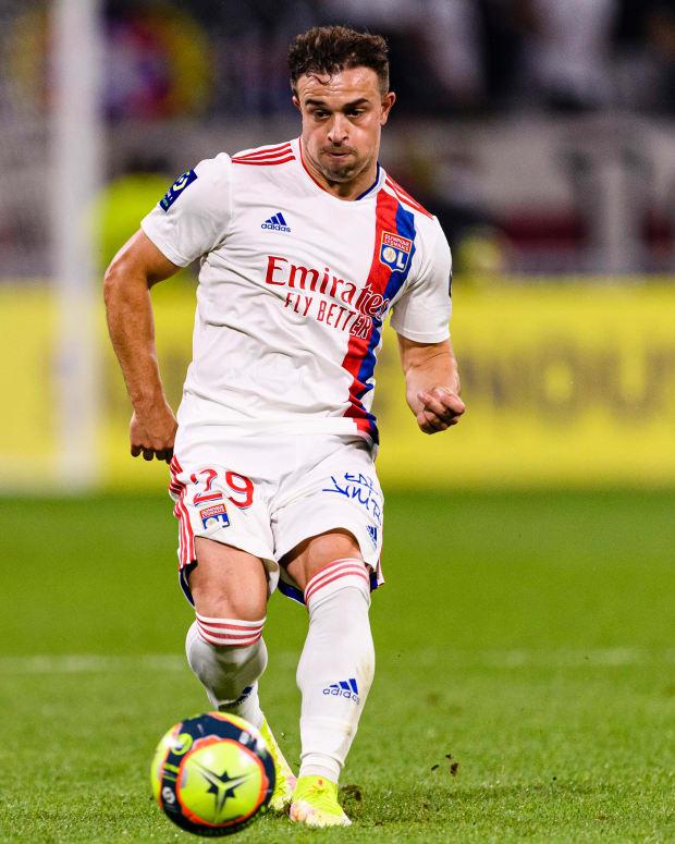 Xherdan Shaqiri Lyon