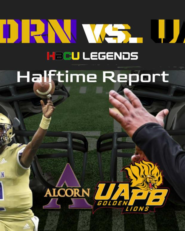 Alcorn-UAPB Halftime Report