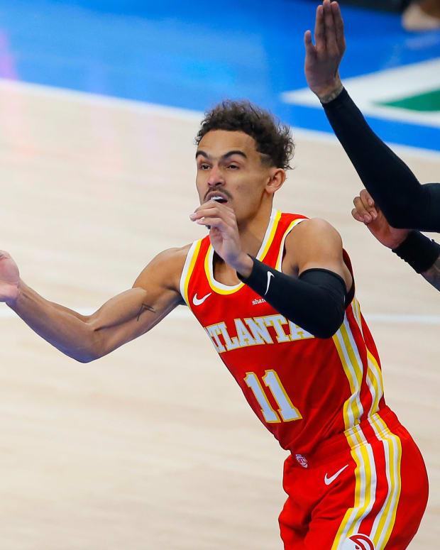 Shai Gilgeous-Alexander, Trae Young, Atlanta Hawks