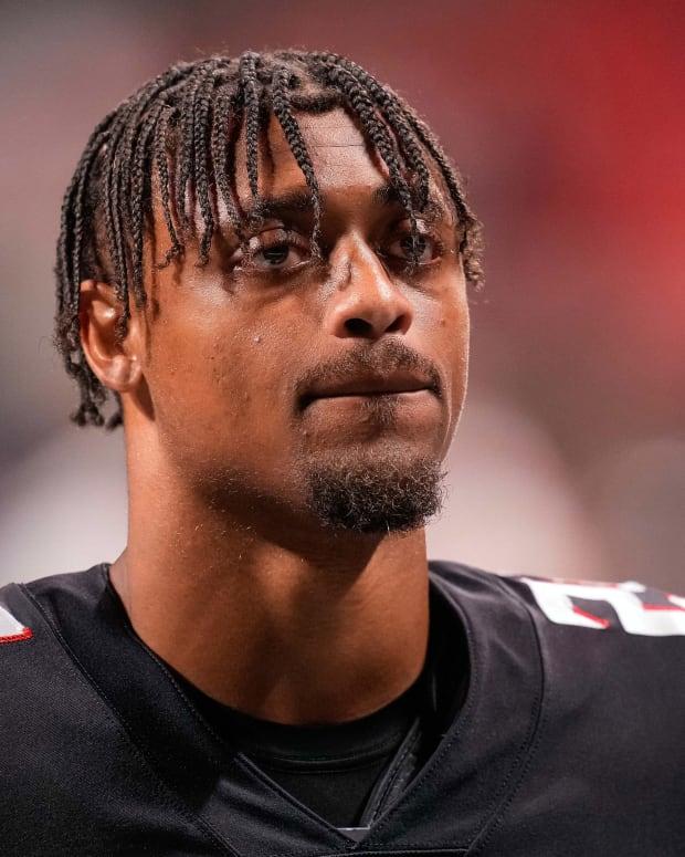 A.J. Terrell Atlanta Falcons