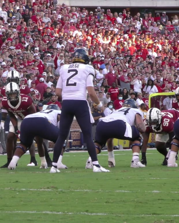 Defense Highlights - West Virginia
