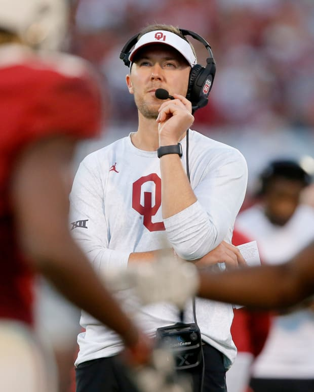 Lincoln Riley - players