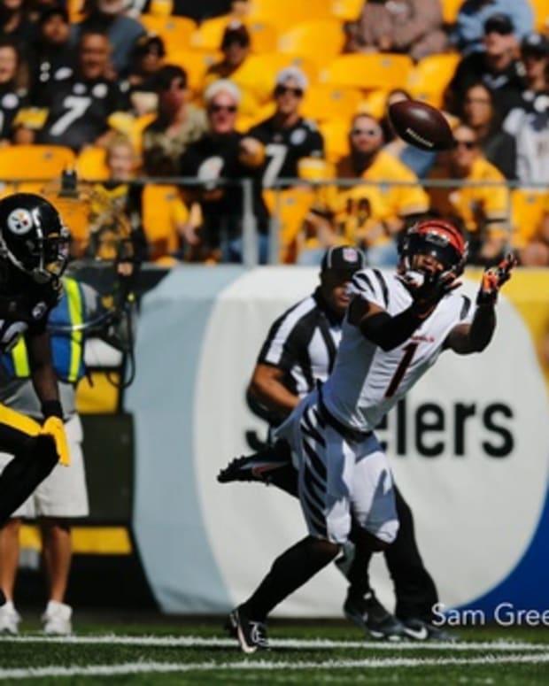 Ja'Marr Chase, Steelers