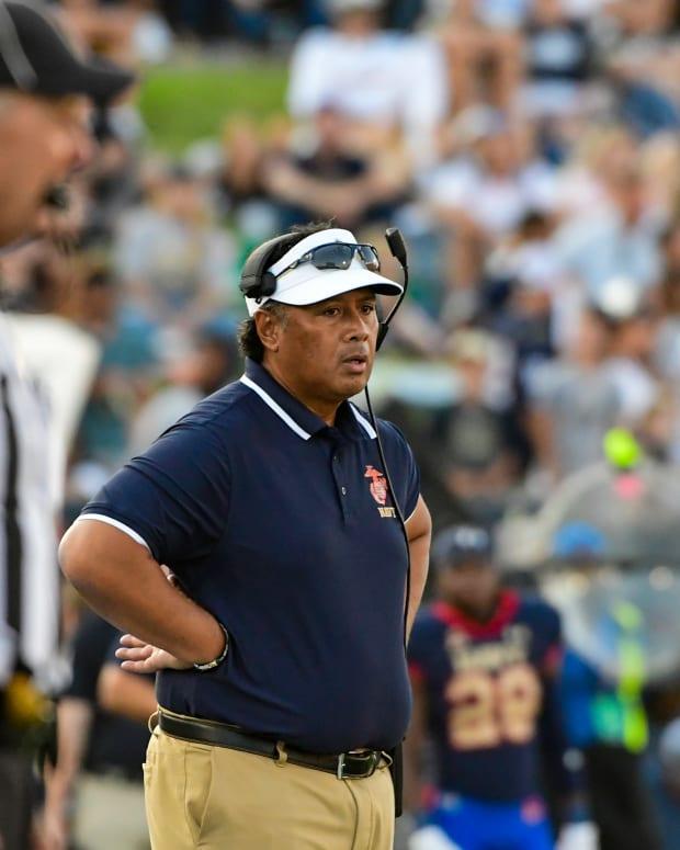Ken Niumatalolo, Head Coach, Navy